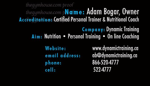 Fitness business cards 5 a printer for gyms and personal trainers home personal trainer business cards colourmoves