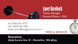 barbell and stopwatch on red and black stipes