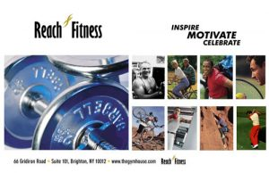blue weights and lifestyle images